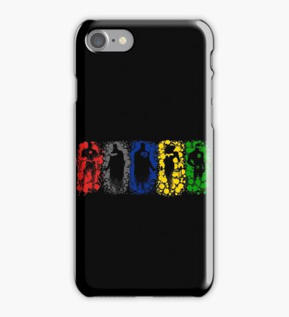 Spotted Justice iPhone Case/Skin