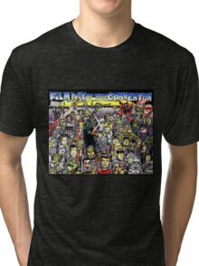 Film Day at the Convention Tri-blend T-Shirt