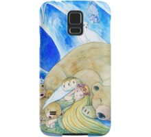 Winter Night Samsung Galaxy Case/Skin