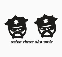 SEIZE THESE BAD BOYS by TANYA WILLIAMS