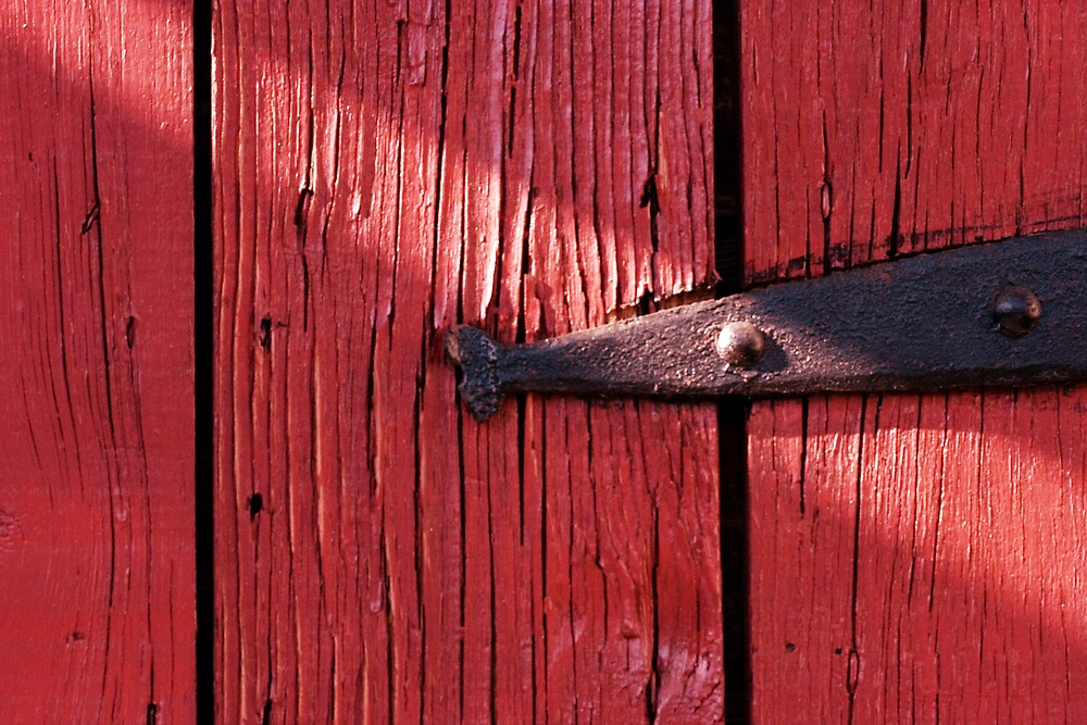 Red Door by David Thibodeaux