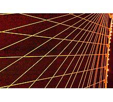 Light Lines Photographic Print