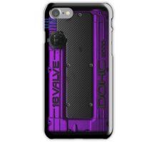 4g63 Valve Cover + Spark Cover - Jordan Edition iPhone Case/Skin