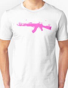 Ak47 Love & Peace (girl) T-Shirt