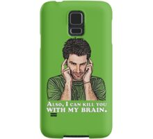 Shawn must use this power for good... Samsung Galaxy Case/Skin