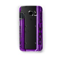 4g63 MITSUBISHI Valve Cover -SAMSUNG + Spark Cover - TROY G Samsung Galaxy Case/Skin