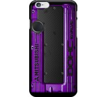 4g63 MITSUBISHI Valve Cover -IPHONE + Spark Cover - TROY G iPhone Case/Skin