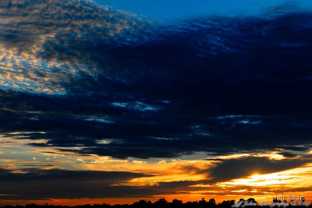 Sunset by Jeff Johns