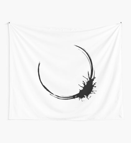 """Heptapod B (Translation: """"TIME"""" [Linear]) Wall Tapestry"""