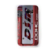 4g63 MITSUBISHI Valve Cover -Samsung -Red/White - Steven Samsung Galaxy Case/Skin