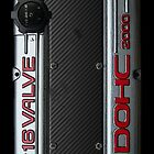 Mitsubishi Valve Cover 4G63 VERSION 2 (Samsung) by Hector Flores