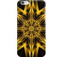 The golden star iPhone Case/Skin