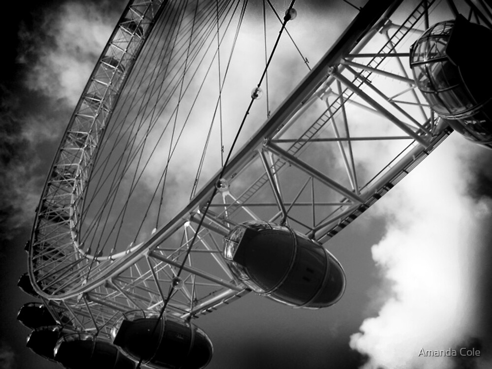 London Eye by Amanda Cole