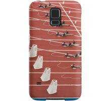 Starting Blocks Samsung Galaxy Case/Skin