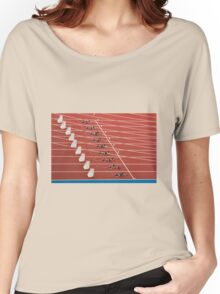 Starting Blocks Women's Relaxed Fit T-Shirt