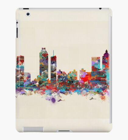 Atlanta city watercolor iPad Case/Skin