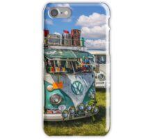 VW vintage buses.  iPhone Case/Skin