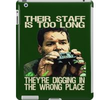 Raiders of the Lost Battlestar iPad Case/Skin