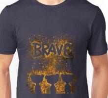 The Brave - Dark Bears 2 Unisex T-Shirt