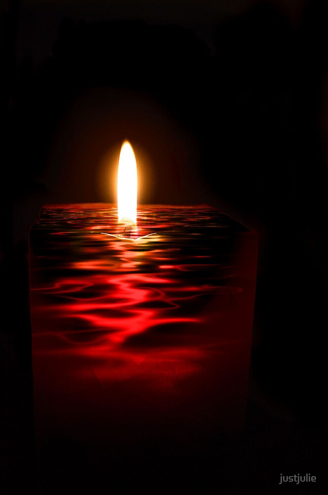 candle of life by justjulie