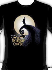 Before The Nightmare Cometh shirt hoodie pillow mug T-Shirt