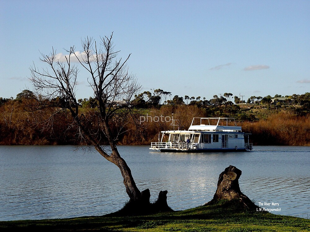 photoj South Australia - Murray Bridge, The Murray River by photoj
