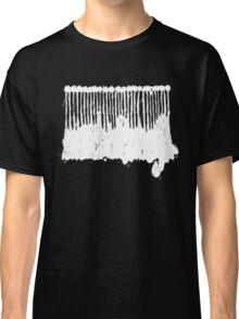 White Ink.  Classic T-Shirt