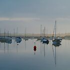 Swan Bay, Queenscliff by Joe Mortelliti