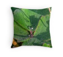 Irish Green Throw Pillow