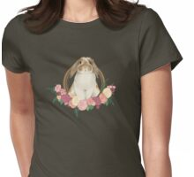 French Lop Womens Fitted T-Shirt