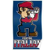 Fighting Italian Poster