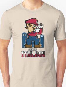 Fighting Italian T-Shirt