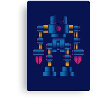 Big Robot Canvas Print