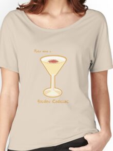 Make mine a Golden Cadillac Women's Relaxed Fit T-Shirt