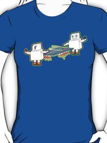 robot recreation T-Shirt