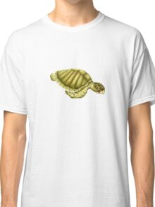 Olive Ridley Sea Turtle Classic T-Shirt