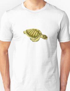 Olive Ridley Sea Turtle Unisex T-Shirt