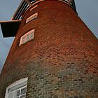 Windmill at Sunset by Mark49