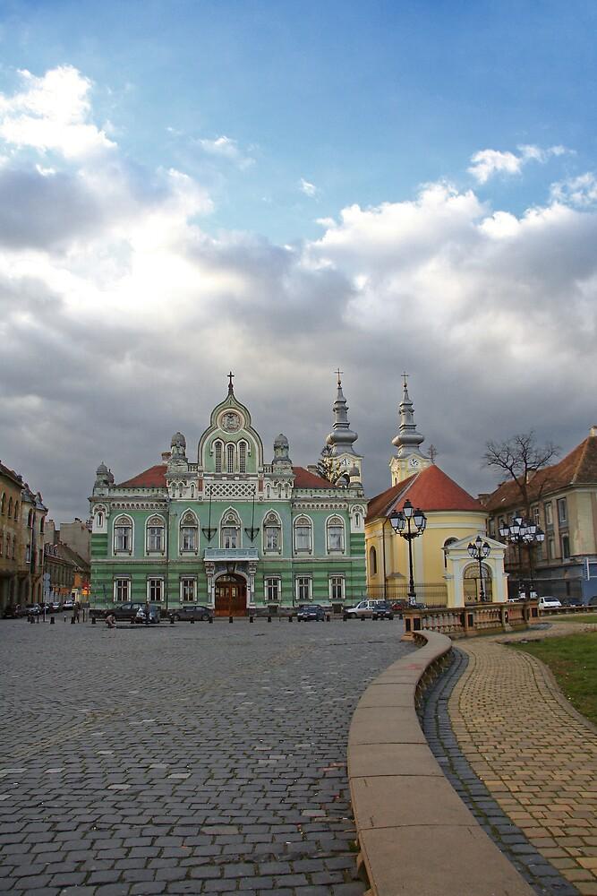 Timisoara in colours X by GabiB