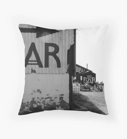 bar Throw Pillow