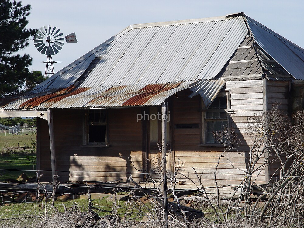 photoj Australia - Tasmania, ' Home is Where The Heart Is' by photoj