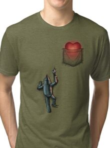 Close to my heart Tri-blend T-Shirt