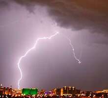 Las Vegas Strip by vegasstorms