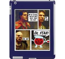 SPOILER ALERT!! Here there be Cylons! iPad Case/Skin