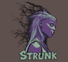 Strunk - Die Antwoord by ZacNewton