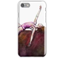 Dance Sketch 14 iPhone Case/Skin