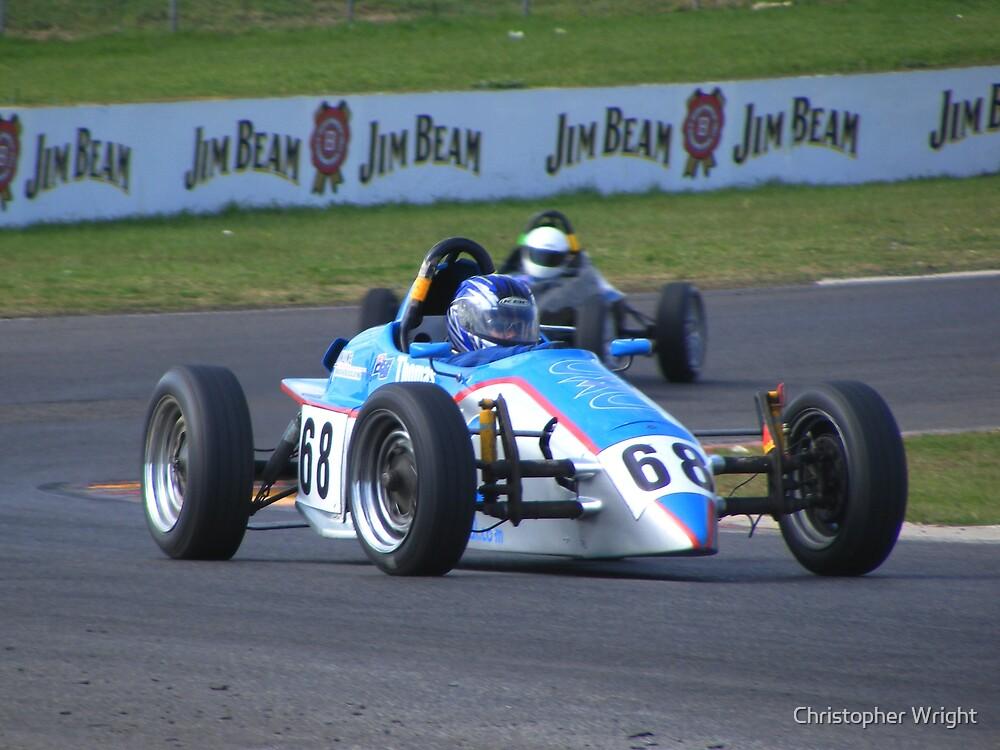 Formula V by Christopher Wright