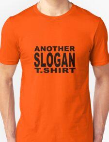Slogan T - colour T-Shirt