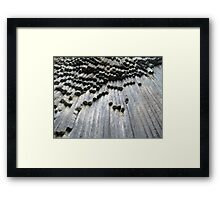 Symphony of Stones Framed Print