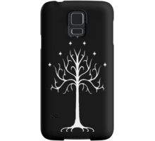 white tree of Gondor Samsung Galaxy Case/Skin